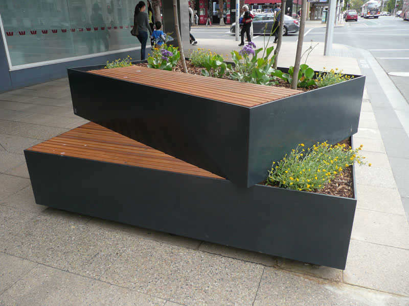 Planter Box Seat Thomas Leggatt