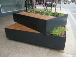 Planter Box Seat