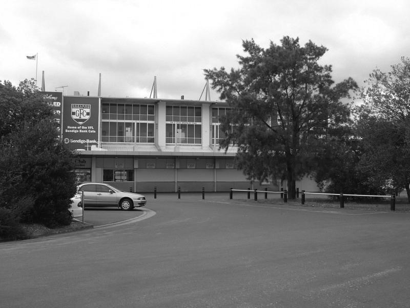 Legends Plaza (before)